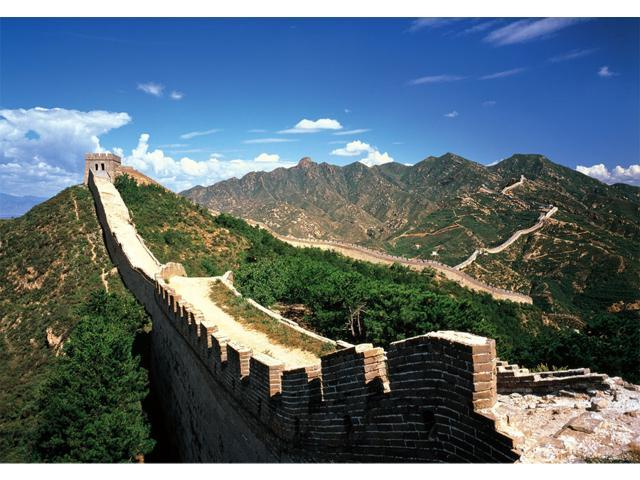4,000 Pieces Jigsaw Puzzle - The Great Wall of China