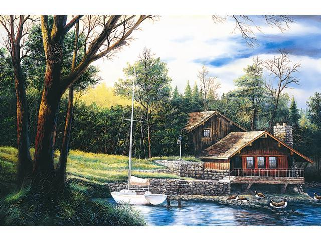 1,500 Pieces Jigsaw Puzzle - Country Memory
