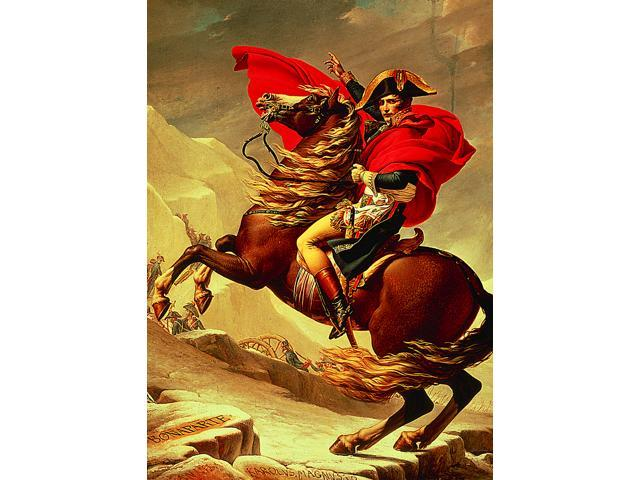 2,000 Pieces Jigsaw Puzzle - Napoleon Crossing the Alps