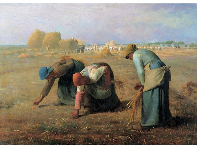 2,000 Pieces Jigsaw Puzzle - The Gleaners