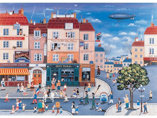 2,000 Pieces Jigsaw Puzzle - Main Street