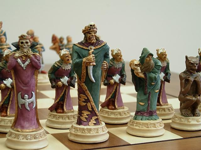 Chess Pieces - Fantasy
