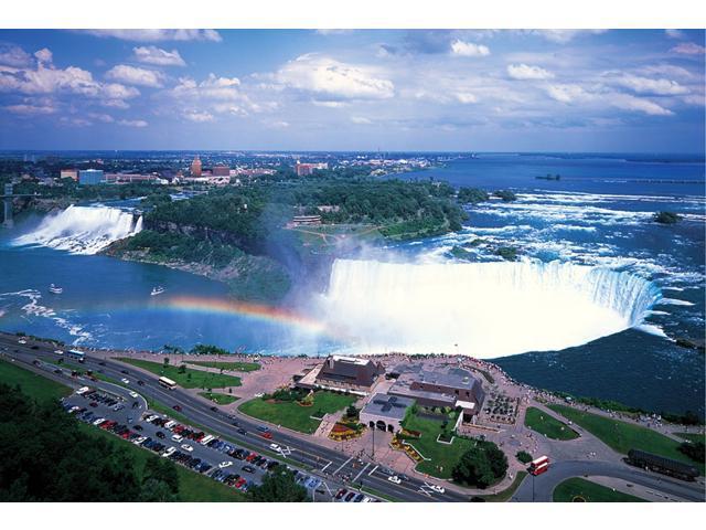1,000 Pieces Jigsaw Puzzle - Niagara Falls, Canada; Glow-in-the-Dark.
