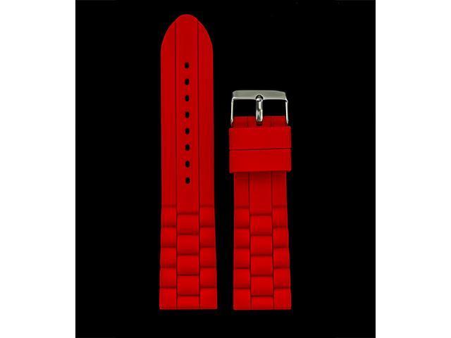 Ferrari red silicon band - Genuine VOLO