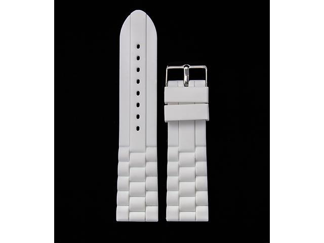 White silicon band - Genuine VOLO