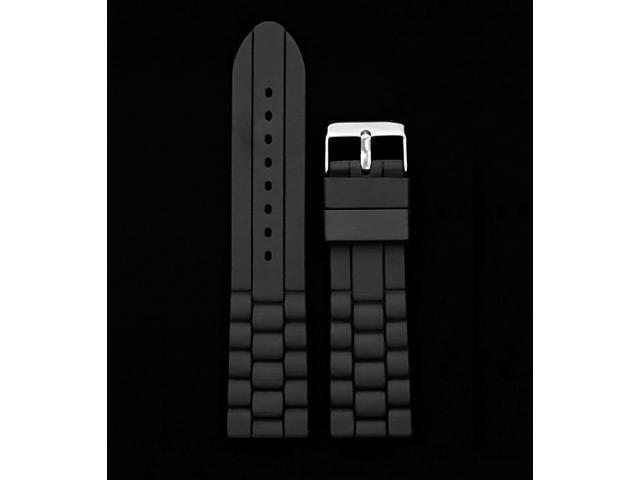 Black silicon band - Genuine VOLO