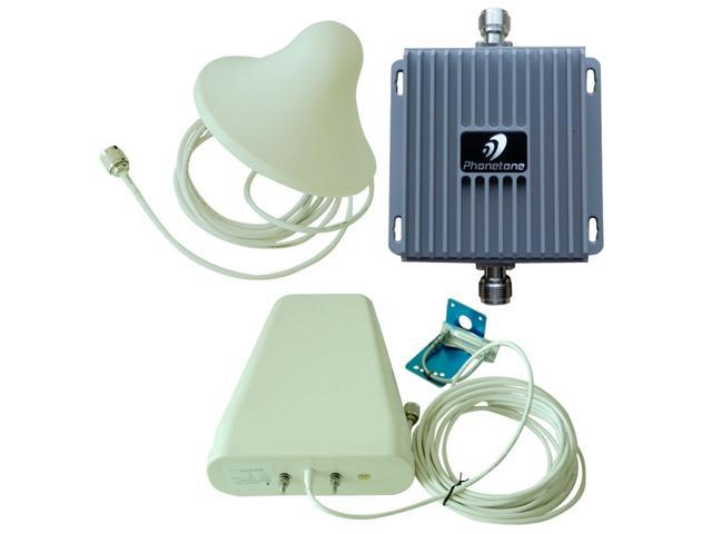 Where To Put Motorola Signal Booster : Phonetone cell phone signal booster dual band mhz