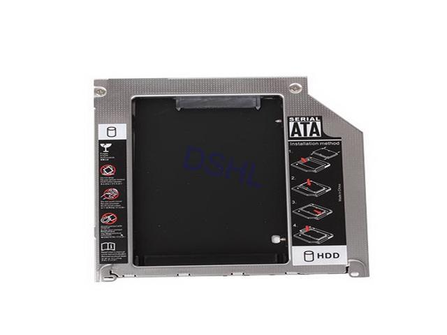 SATA SSD HDD Hard Drive Caddy Bay Tray 3nd Adapter