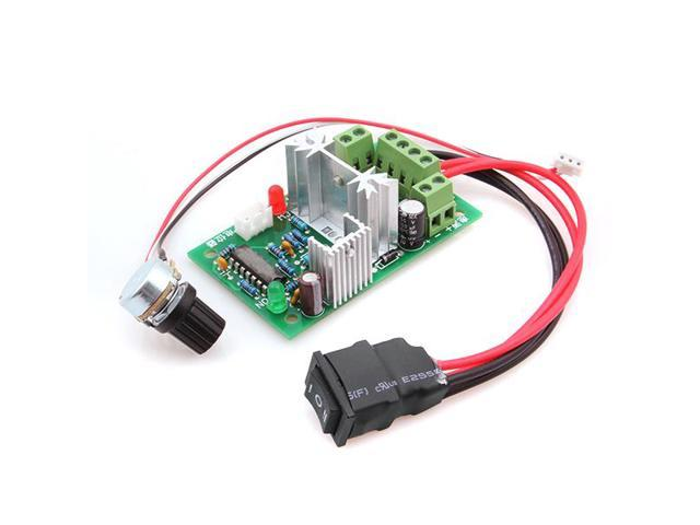New Pwm 120w Dc Motor Speed Controller Module With