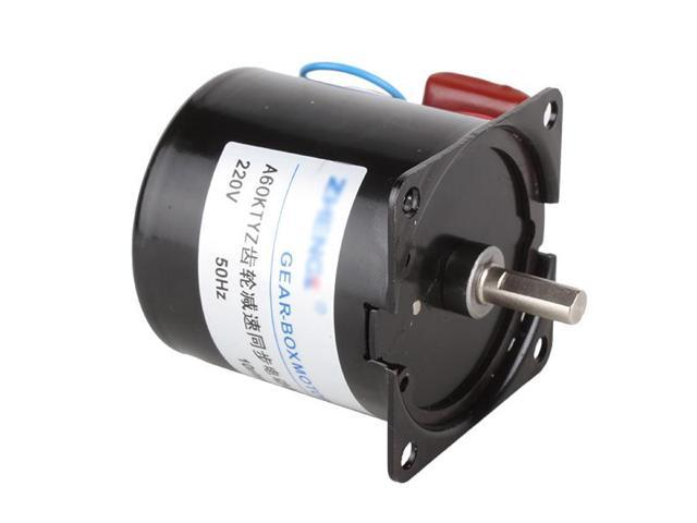 220v 10rpm Synchronous Gear Motor Speed Electric Motor