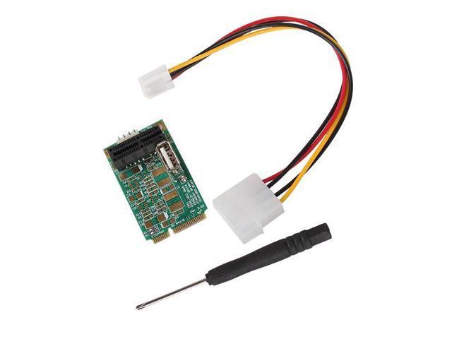 New Mini PCI-E PCI express to PCI-E 1X 36Pin USB Card adapter Riser Extender