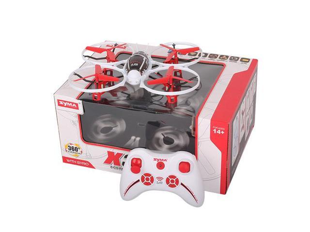 Syma X3 4Ch 3-axis 2 Control Mode Remote Control Quad Copter+2.4G Controller