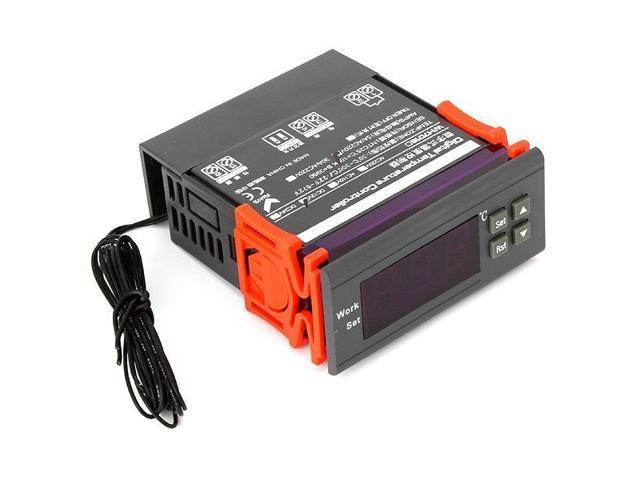 Sensor NTC25 Degree WH7016D 12V Electronic Digital Temperature Controller