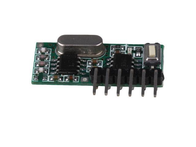 BQLZR 433MHz Universal RF Wireless Receiver Module Kit 4 Channel