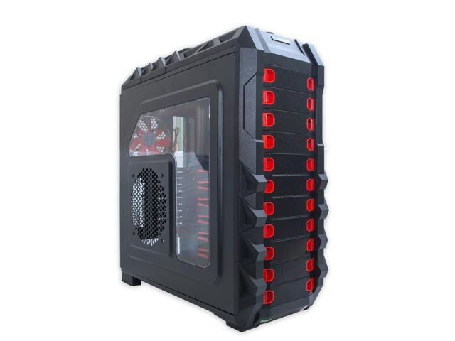 Casecom Halcones PC Full Tower Gaming Case ATX