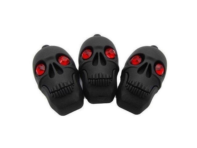 Euroge Tech® 8GB Skull Head USB Flash Drive Memory Stick Black