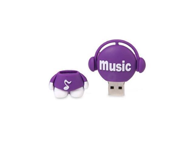 Euroge Tech® 8GB USB Flash Drive Memory Stick Music Doll