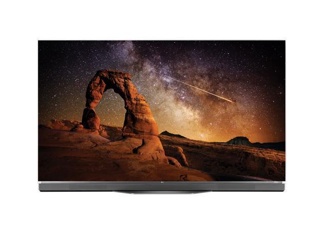 LG Electronics OLED55E6P 55-Inch Ultra HD Smart 3D OLED TV (2016 Model)