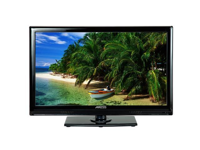 "Axess TV1701-19 19"" LED AC/DC TV Full HD with HDMI and USB, ideal for home, office, cars, trucks, RVs and boats"