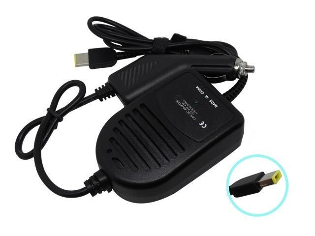 IRunR 90W Car Charger Auto Adapter For Lenovo IdeaPad