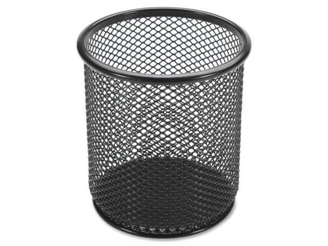 Steel Pencil Cup 3-1/2