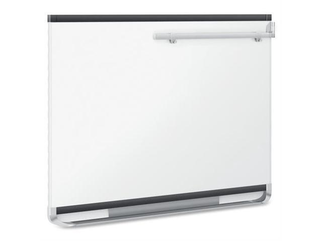 Quartet Mounting Extension for Whiteboard, Flip Chart - Silver