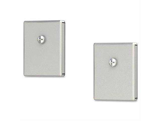 Deflect-o EZ LINK Heavy Duty Magnets - Silver