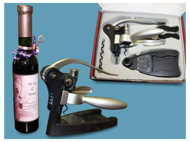 Corkscrew with Foil Cutter