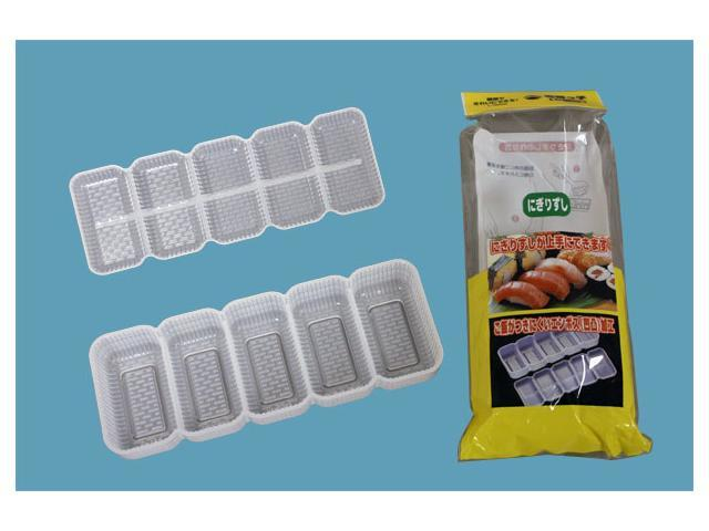 Plastic Sushi-Making Mould (Made in Japan)