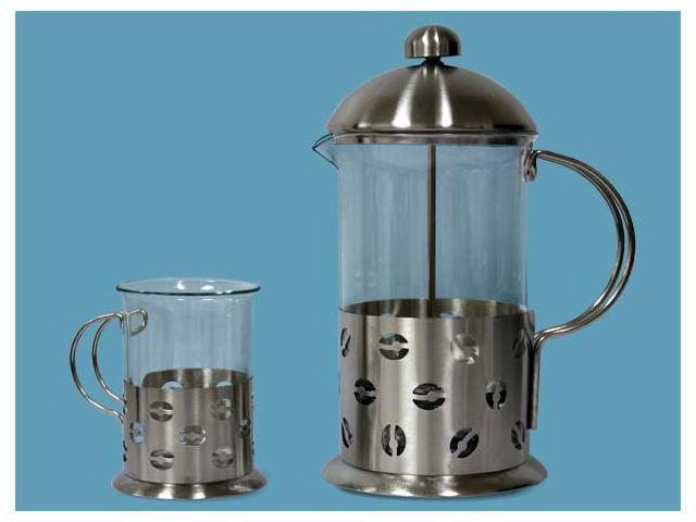 Tea / Coffee French Press 20oz.