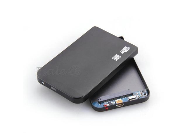 USB 3.0 Enclosure HDD Caddy Case For SATA 2.5?Hard Disk Drives Solid State