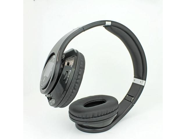 noice cancelling bluetooth stereo headphone folding