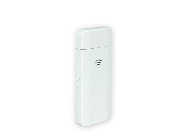 White HWD01 Wifi Display Wificast Miracast Dongle 1080P iPush to TV for Android IOS Win 7 Support Miracast and DLNA