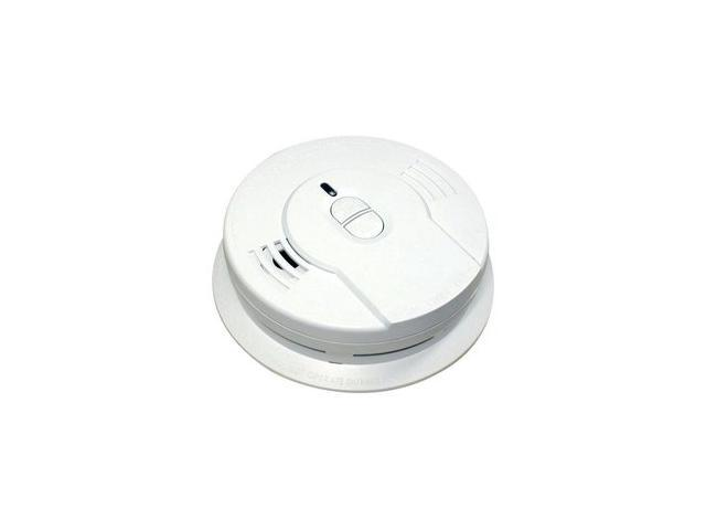 kidde i9010 sealed lithium battery smoke alarm w smart hush