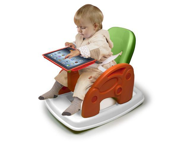 iRocking Play Seat for iPad With Feeding Tray