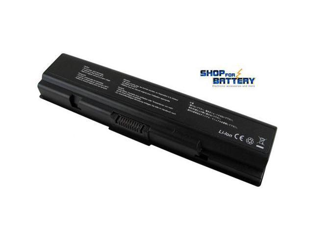 TOSHIBA SATELLITE L450D-13P laptop battery. Shopforbattery 6 cells 4400mAh premium compatible battery pack for TOSHIBA SATELLITE L450D-13P laptop.
