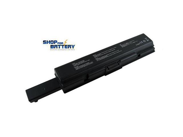 TOSHIBA SATELLITE PRO A200-1X1 laptop battery. Shopforbattery 9 cells 6600mAh premium compatible battery pack for TOSHIBA SATELLITE PRO A200-1X1 laptop.