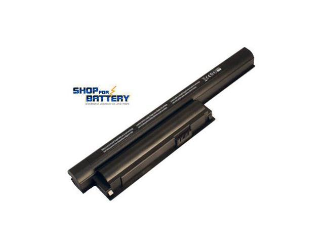 SONY VAIO SVE1511MFXS laptop battery. Shopforbattery 6 cells 4400mAh premium compatible battery pack for SONY VAIO SVE1511MFXS laptop.