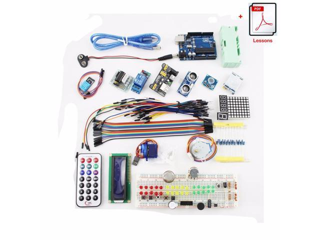 Uno r ultimate starter kit for arduino lcd screen