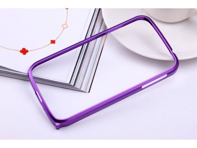 Yoursfs Luxury Aluminum Metal Bumper Case Frame For Samsung Galaxy S4 I9500 SAMS4B007-4