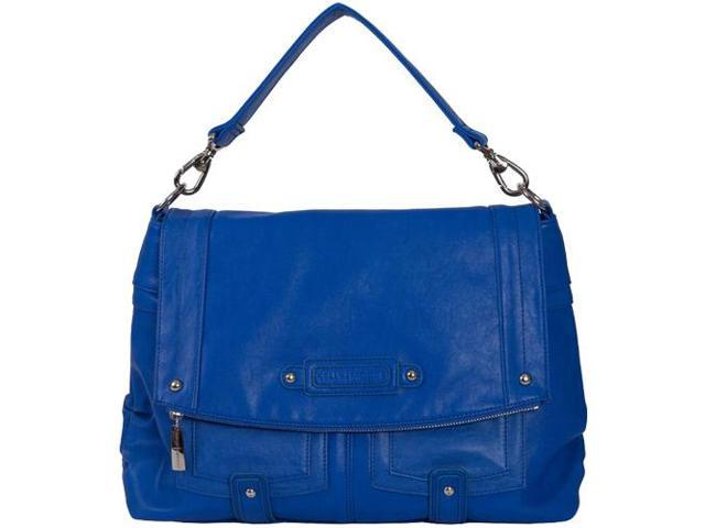 Kelly Moore Songbird Camera/Tablet Bag with Shoulder & Messenger Strap (Cobalt Blue) Includes Removable Padded Basket