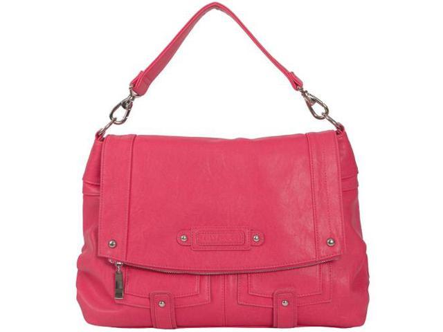 Kelly Moore Songbird Camera/Tablet Bag with Shoulder & Messenger Strap (Orchid Pink) Includes Removable Padded Basket