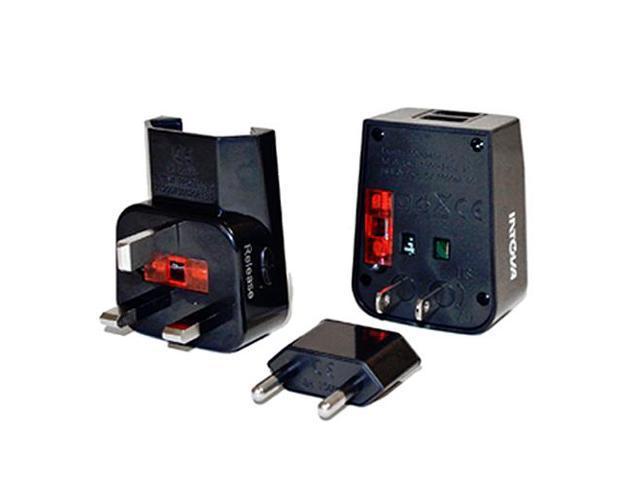 Intova Universal Adapter USB Charger
