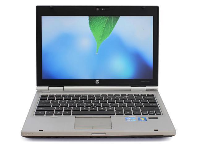 HP Elitebook 2560p Notebook - Review