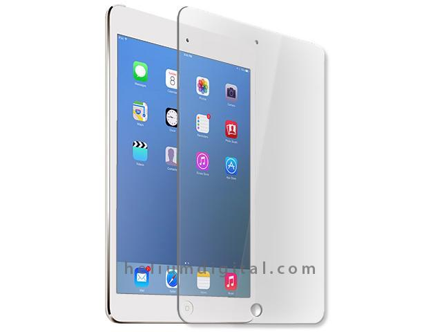 Helium Digital Premium Tempered Glass Screen Protector for iPad Air/ iPad Air 2