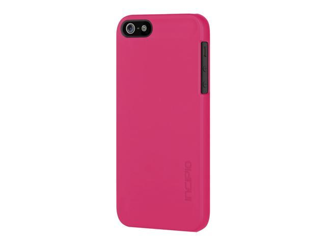 IPH806 Feather iPhone 5/5S Pink