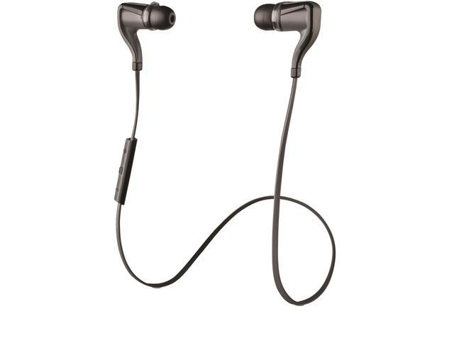 Plantronics Backbeat Go 2 Wireless Earbuds, Black, 88600-03