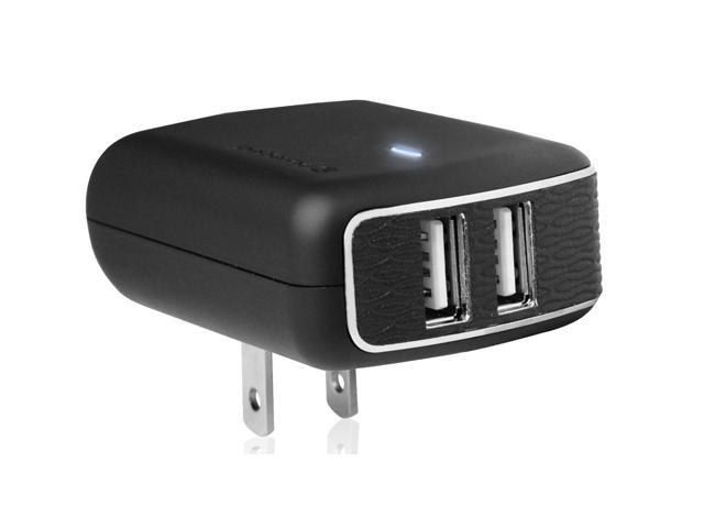 2000600725 Dual USB Wall Charger No Cable