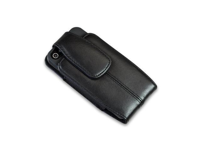 Apple iPhone 5/5S Lambskin Pouch W/ Ringo