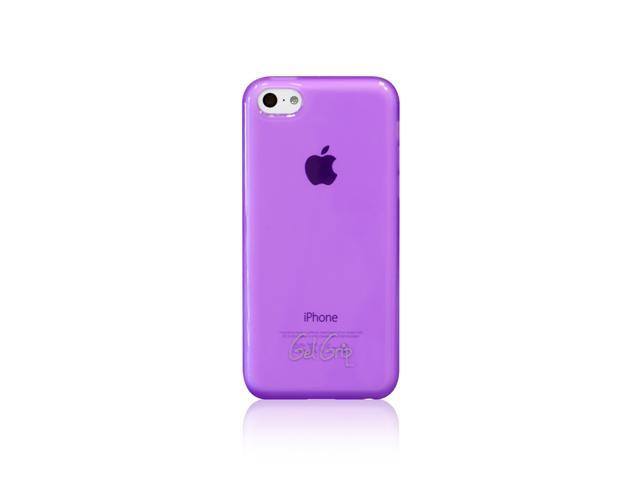 iPhone 5C Classic Series Purple Gel-Skin